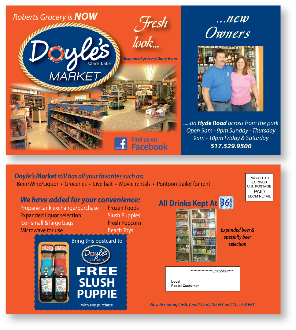 Postcard Printer | Postcard Printing Service Michigan ...