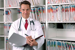 picture of medical professional