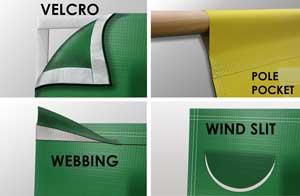banner-fastening